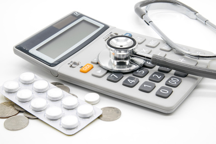 Calculatrice et Stéthoscopes