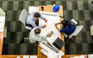 3 entrepreneurs en reunion