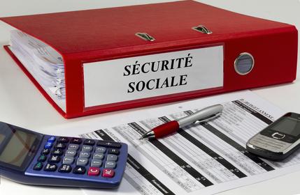 classeur sécurité sociale